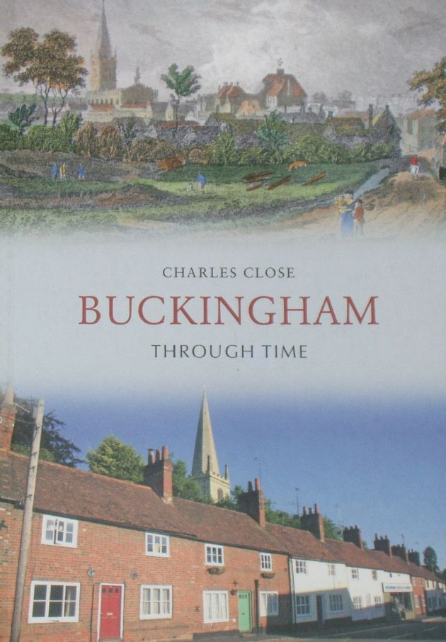 Buckingham Through Time, by Charles Close